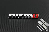 Эмблема решетки радиатора Nissan Nismo