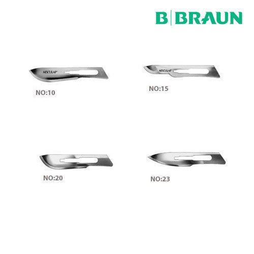 Лезвие для скальпеля №15 B BRAUN карбоновые
