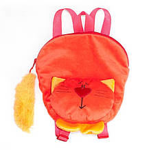 Дитяча сумка-рюкзак Котик