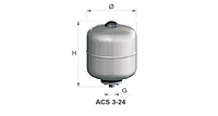 Гидроаккумулятор CIMM ACS CE 5 3/4''