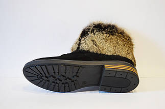 Зимние ботинки с мехом кролика Kento 120, фото 3