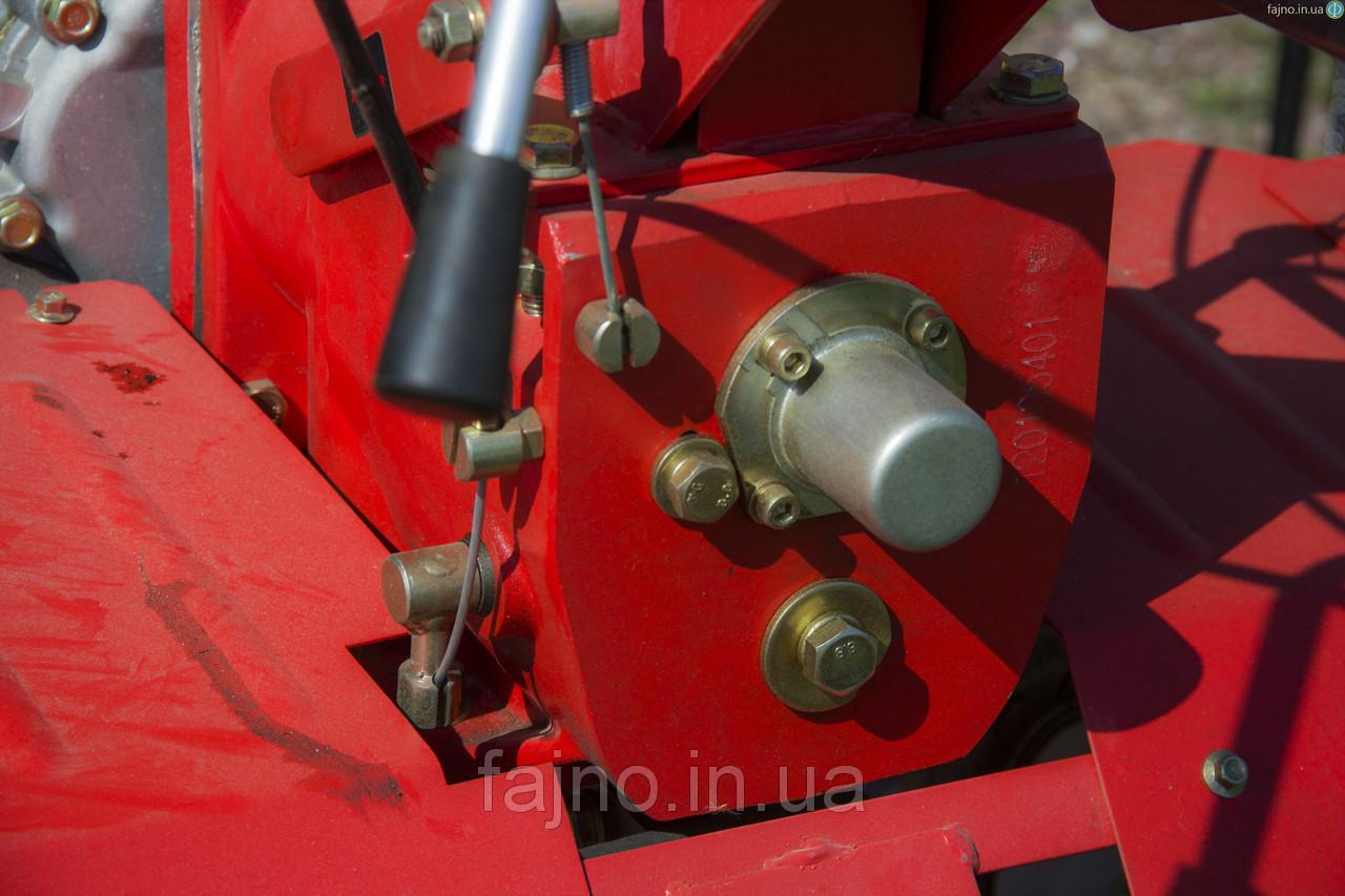 Дизельный мотоблок Forte HSD1G-135