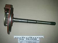 МТЗ Р701721020  Вал муфты реверс-редуктор МТЗ-800-920 (пр-во МТЗ)