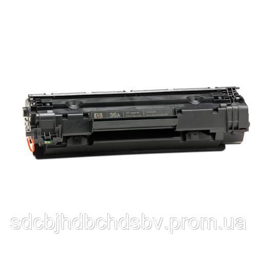 Заправка картриджа HP CB436A для принтера LJ M1120, M1522, P1505