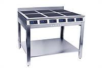 Индукционная плита Skvara Sif 6.12  (6 модулей по 2 кВт напольная)