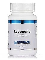 Ликопин, Lycopene, Douglas Laboratories, 90 капсул, фото 1