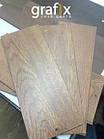 Долговечная структура дерева на металлических изделиях за 3 дня порошковой покраской
