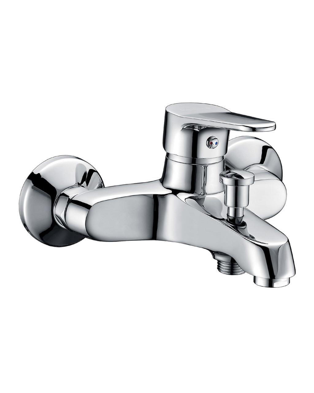 WITOW змішувач для ванни, хром, 35 мм