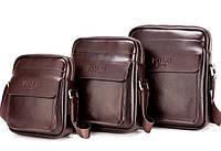 Чоловіча шкіряна сумка. Модель 63282, фото 2