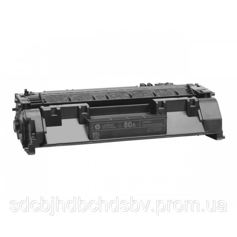 Картридж HP 80 CF280A для принтера HP LJ Pro 400 M401 M425