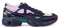 Женские кроссовки Adidas Raf Simons Azweego Navy Blue