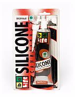Герметик силиконовый санитарный BeLife 50мл. прозрачный