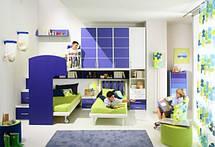 Дитячі кімнати на замовлення
