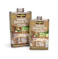 Растинс Rustins Danish Oil Indoor - Датское масло для внутренних работ