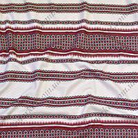 Ткань с украинской вышивкой Колибри ТДК-74 1/1, фото 1
