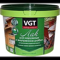 ВГТ VGT (ВГТ) - Лак акриловый для наружных и внутренних работ