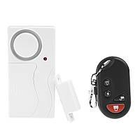 Сигналізація - дверний дзвінок, з пультом, на вікна і двері