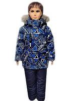 Зимний костюм на мальчика -1710
