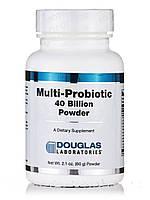 Multi-Probiotic 40 Billion (Powder), 2.1 oz (60 Grams), фото 1