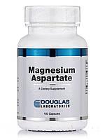 Аспартат магния, Magnesium Aspartate, Douglas Laboratories, 100 капсул, фото 1