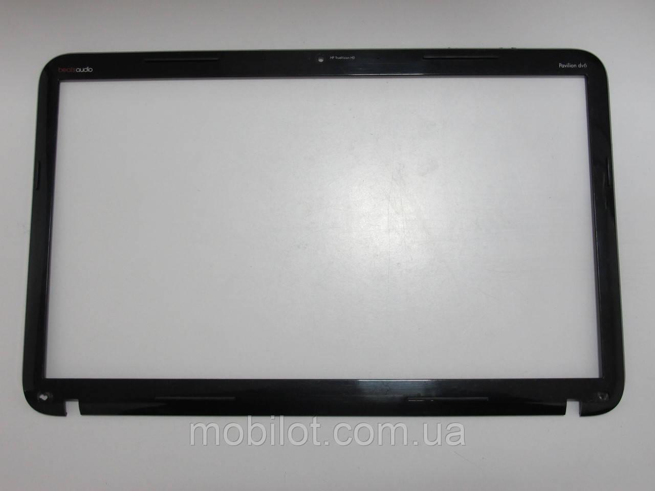 Часть корпуса (Рамка) HP DV6-6b01er (NZ-4634)