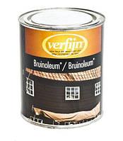 Верфайн Verfijn Bruinoleum - Масло для наружных работ для всех типов древесины