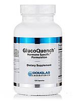 Глюкоквин, GlucoQuench, Douglas Laboratories, 120 Капсул, фото 1