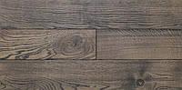 Паркетная доска дуб однополосная трёхслойная