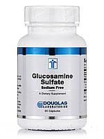 Сульфат глюкозамина, Glucosamine Sulfate, Douglas Laboratories, 60 капсул, фото 1