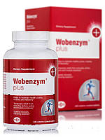 Wobenzym Plus, 240 Enteric-Coated Tablets, фото 1