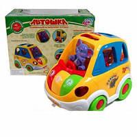 Автошка Joy Toy сортер 9198