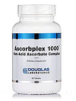Аскорбплекс 1000, Ascorbplex, Douglas Laboratories, 90 Таблеток, фото 1