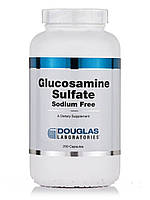 Сульфат глюкозамина, Glucosamine Sulfate, Douglas Laboratories, 250 капсул, фото 1