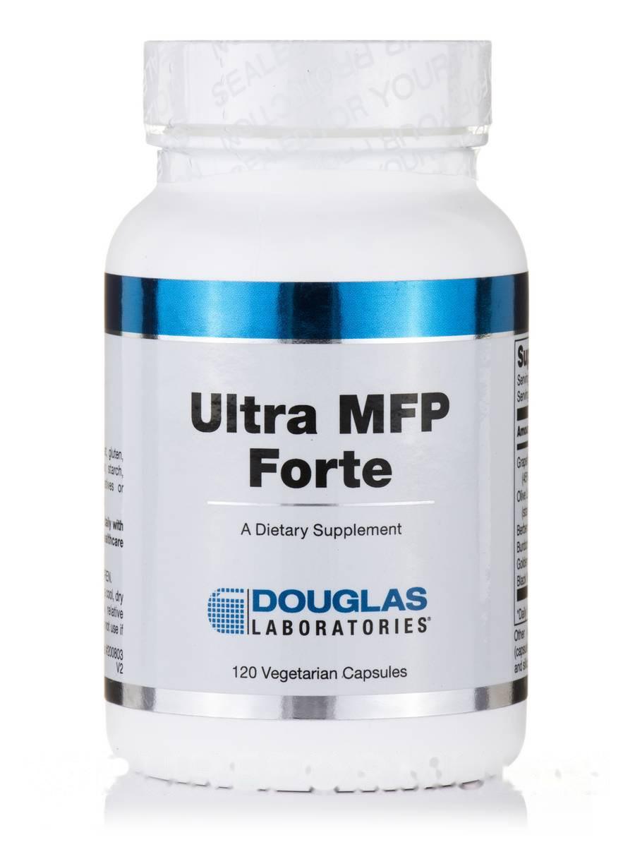 Ультра MFP Форте, Ultra MFP Forte, Douglas Laboratories, 120 Вегетарианских капсул