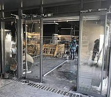 Автоматические двери Tormax WD2101, маг. АТБ №10 (г. Днепр) 04.10.2017 2
