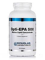 Опти EPA 500, Opti-EPA 500, Douglas Laboratories, 250 Softgels, фото 1