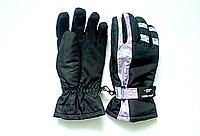 Перчатки горнолыжные женские SHENPEAK VIOLET-23 В 023 (черный-фиолетовый)