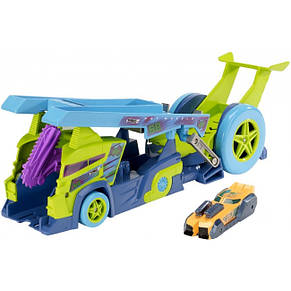 Грузовик пускатель Молниеносные половинки Hot Wheels Mattel DHY26, фото 2