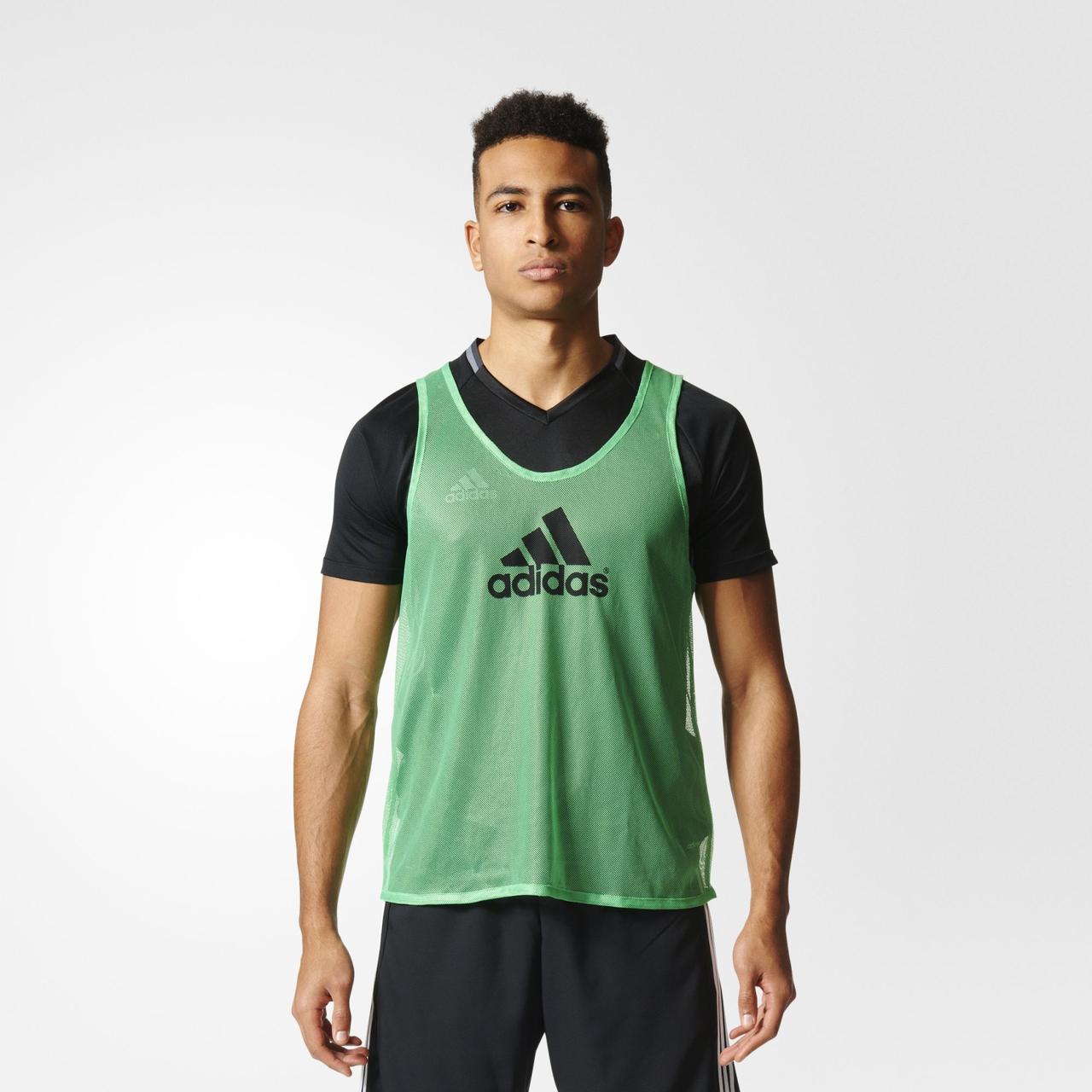 Футбольная Adidas манишка Training