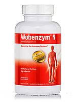 Вобензин ПС, Wobenzym PS, Douglas Laboratories, 200 Таблеток , фото 1
