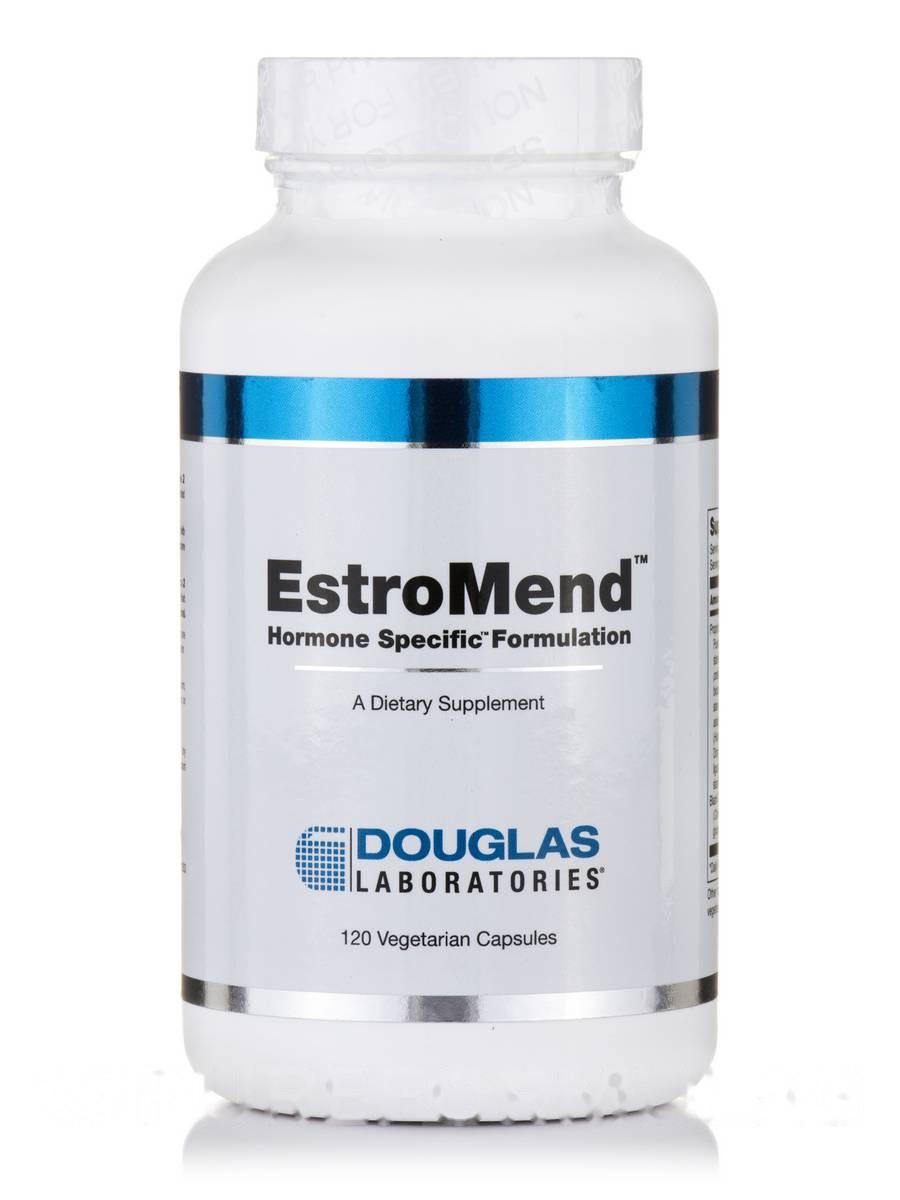 Эстромед, EstroMend, 120 Вегетарианских капсул, Douglas Laboratories,