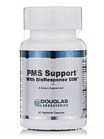 PMS Поддержка с Био реакцией ДИМ, PMS Support with BioResponse DIM, Douglas Laboratories, 60 Вегетарианских капсул , фото 1