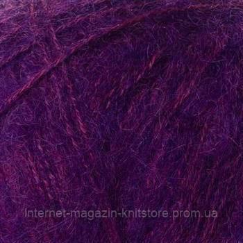 Пряжа Ricignole HM18 фіолетовий