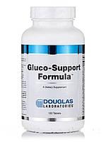 Глюко -Поддержка, Gluco-Support Formula, Douglas Laboratories, 120 Tаблеток, фото 1