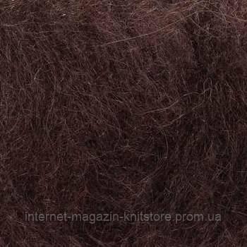 Пряжа Ricignole HM18 Коричневый темный