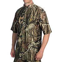 Рубашка для охоты и рыбалки с коротким рукавом Browning Wasatch Mesh Lite Shirt