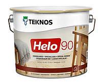 Текнос Teknos Helo 90 - Лак с глянцевым блеском для древесины