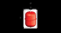 Расширительный бак CIMM ERE СЕ 24 - для отопления