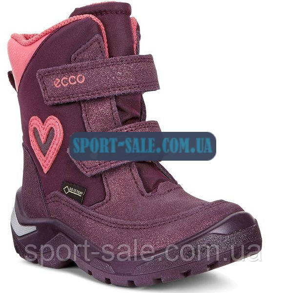 70ad612fb Ботинки Ecco Snowride (751291-50722), цена 2 200 грн./пара, купить в ...