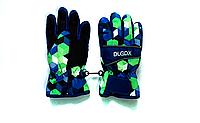 Перчатки горнолыжные детские SHENPEAK CHILD BLUE